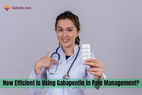 how efficient is using gabapentin in pain management 1602065408